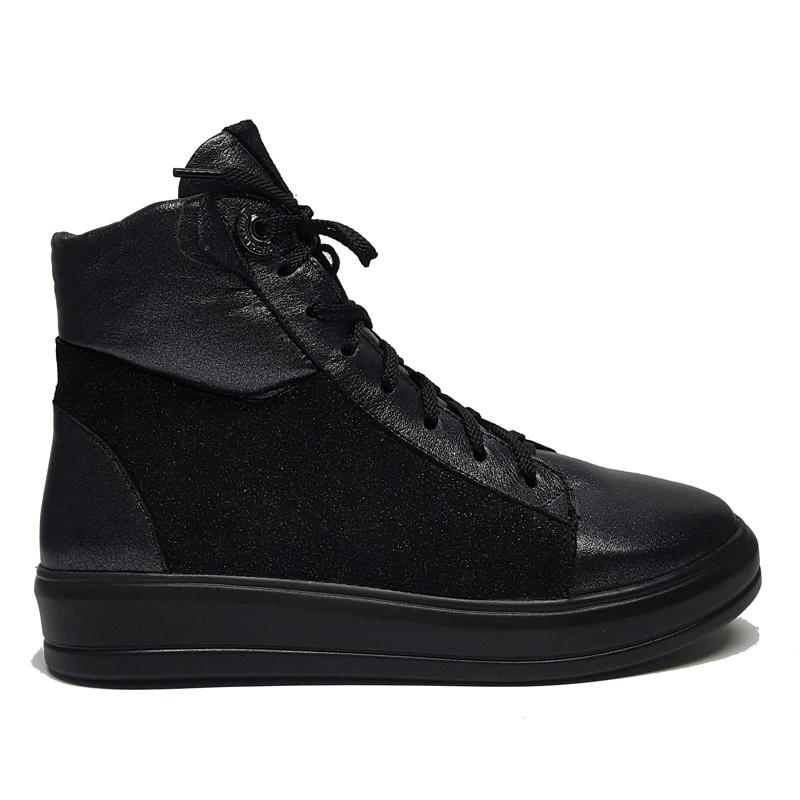 Женские кожаные ботинки «Жаннэт №2»