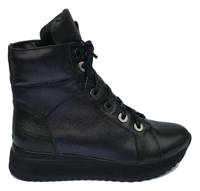 Женские кожаные ботинки «Ольга»