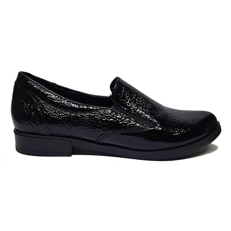 Женские лакированные туфли модель «1012»